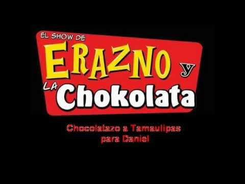 Chocolatazo a Tamaulipas para Daniel (18 Ene 2013)