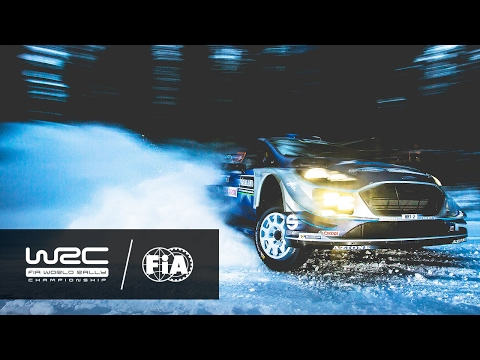 rally di svezia 2017: highlights