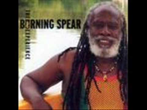 Burning Spear - Come In Peace lyrics