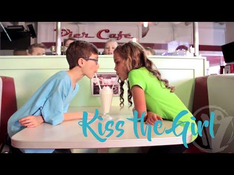 "Alan Menken  ""Kiss the Girl"" Cover by One Voice Children's Choir"