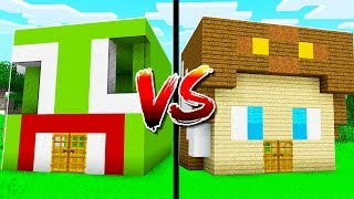 Video UNSPEAKABLE HOUSE vs MOOSE HOUSE IN MINECRAFT! MP3, 3GP, MP4, WEBM, AVI, FLV Agustus 2018