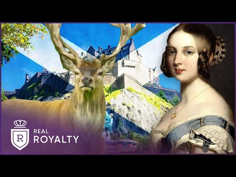 Queen Victoria's Secret Scottish Retreat | Royal Upstairs Downstairs | Real Royalty