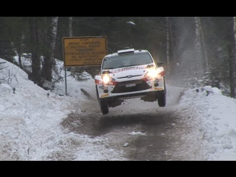 WRC Rally Sweden 2014 - Motorsportfilmer.net