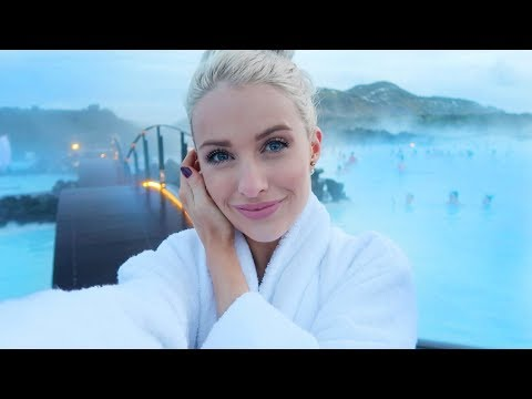 WHEN DIOR TAKES YOU TO ICELAND   FROM THE BLUE LAGOON TO A VOLCANO   VLOG 74 (видео)