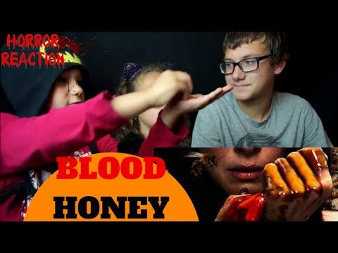 BLOOD HONEY Official Trailer Reaction!!!