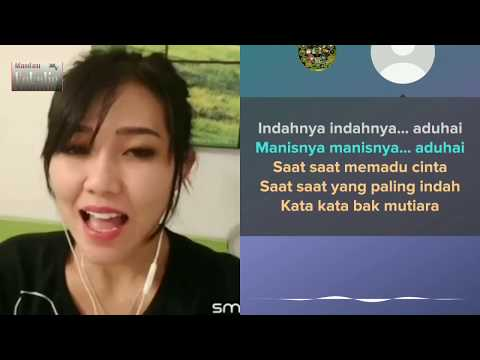 Via Vallen - Aduhai (video Karaoke Duet Bareng Artis) Smule Cover