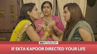 Video FilterCopy | If Ekta Kapoor Directed Your Life | Ft . Rytasha Rathore & Viraj Ghelani MP3, 3GP, MP4, WEBM, AVI, FLV Oktober 2018