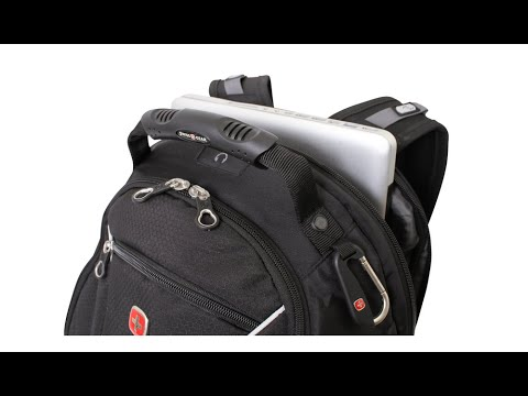 Backpack For Laptop - SwissGear SA3181 Backpack For 15