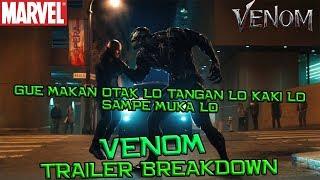 Video Venom, Riot, Dan Symbiote Lainnya | Venom Trailer 2 Breakdown | Marvel Indonesia MP3, 3GP, MP4, WEBM, AVI, FLV September 2018