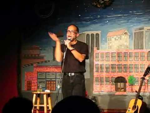 Jesse Nutt - Wiley's Comedy Club 12.26.09 Part 2