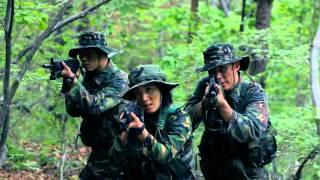 Korean Movie 군사통제구역 팔이공지대 District 820, 2013 예고편 Trailer