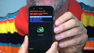 Moto G- how to factory reset via hardware | EpicReviewsTech CC