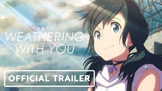 Weathering With You Official Subbed Trailer by IGN