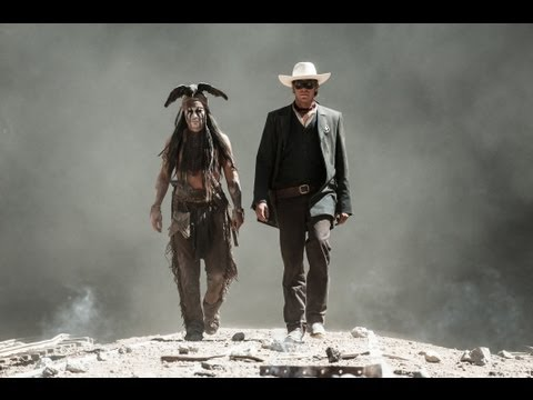 LONE RANGER | Trailer | Official Disney UK