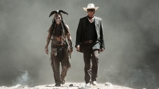 Official Teaser Trailer - The Lone Ranger