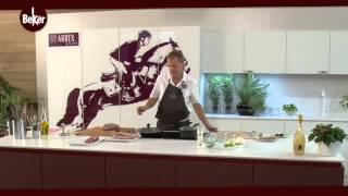 Bekèr - 14 - Filetto di maiale al lardo prugne e noci