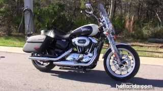 8. New 2014 Harley Davidson Sportster Superlow Motorcycles for sale