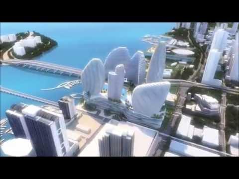 Resorts World Miami condos in Downtown Miami