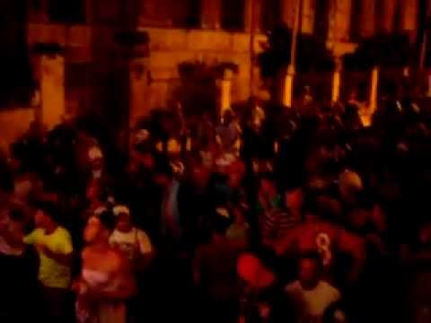 Banda Cancun ... carnaval 2012 em Itatinga parte 2