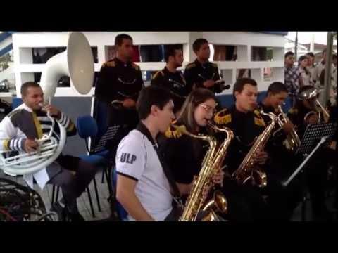 Frei Paulo III Encontro de Bandas - Filarmônica João A Oliveira