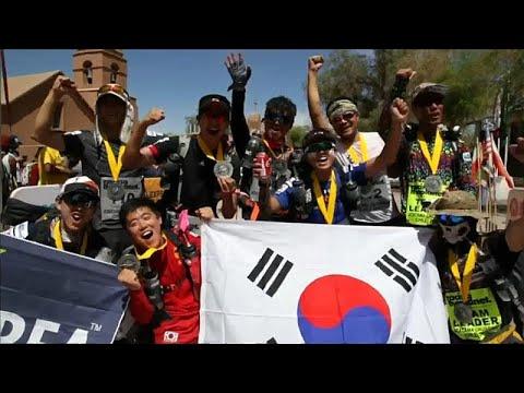 Χιλή: Ο υπερμαραθώνιος της Ατακάμα