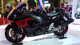 5. Dhoom Movie Bike | 2018 Suzuki Hayabusa GSX1300R Walkaround in Hindi | MotorOctane