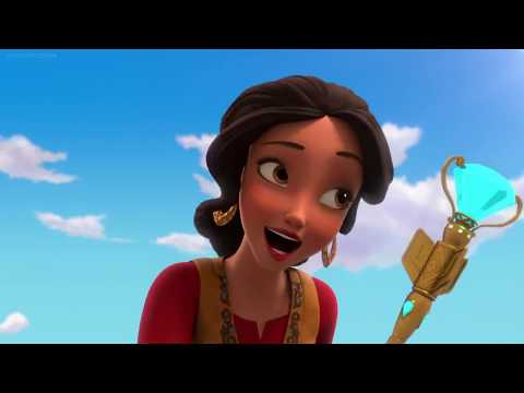 Elena Of Avalor Season 2 Episode 11 - A Tale Of Two Scepters - Part 07