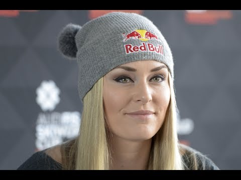 Learn Why Lindsey Vonn World Cup Skier and Actor is a Fraud with Fake Career and Representing Trump