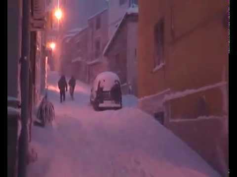 Alia neve tra il 2014/15