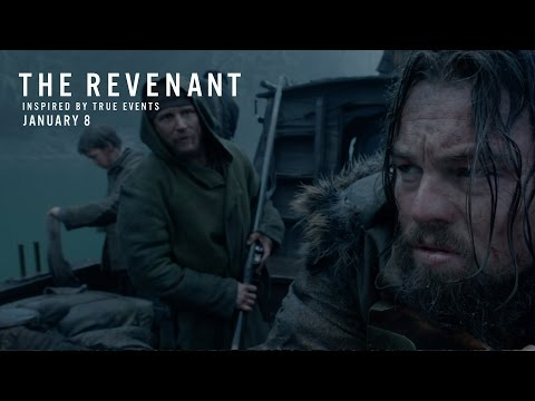The Revenant Official Trailer