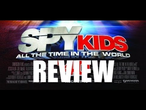 Spy Kids 4: All the Time in the World - Movie Review by Chris Stuckmann