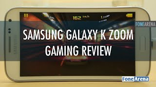Samsung Galaxy K Zoom Gaming Review by FoneArena. http://www.fonearena.com/blog/ reviews the gaming performance of the Samsung Galaxy K Zoom. Samsung Galaxy ...