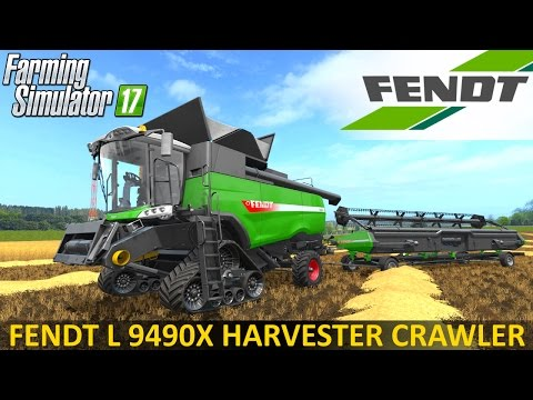 Fendt Harvesting Pack v1.1.x