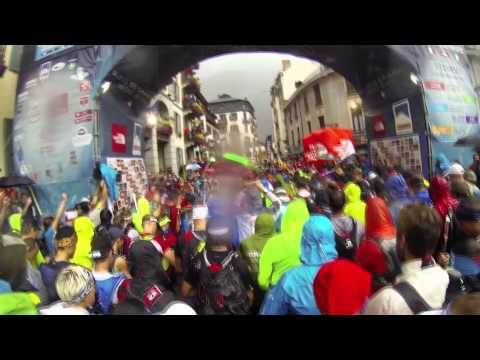 UTMB® 2014 with Team Compressport
