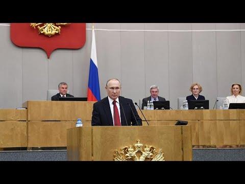 Russland: Verfassungsänderung ermöglicht Putin »Präsident auf Lebenszeit« zu werden
