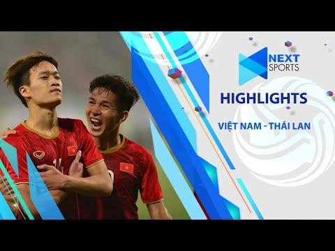 Highlights | U23 Việt Nam vùi dập U23 Thái Lan 4 bàn không gỡ | Nextsports - Thời lượng: 6:35.
