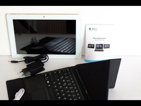 iRULU Walknbook 2 Notebook/Tablet PC 2-in-1 im Test (Review) | Nerdy Testing