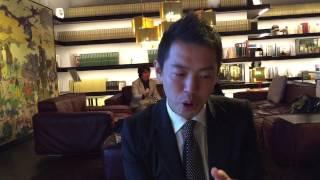 iPhoneケース+Simplismのトリニティ星川哲視さんが語る選挙へ行く意味