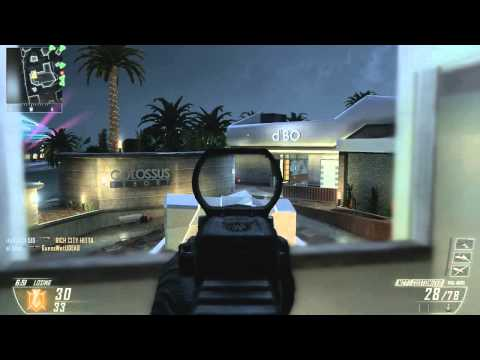 black ops II launch - Check out Call of Duty Black Ops 2 Online Multiplayer on Plaza!! Launch Night Impressions and Gameplay! Leave a Like if you want to see more!! Twitter: http:...
