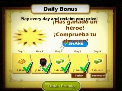 Truco de social empires ¿como hacer cash y dardos sin cheat enguine?