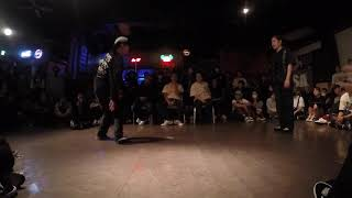 Yu Jin vs 茜 – funkin'lady vol.6 BEST16