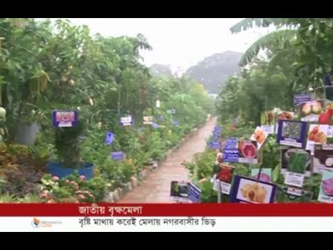 National tree fair (13-07-2019) Courtesy: Independent TV