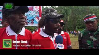 Download Video Pimpinan TPN/OPM Yapen Menyerahkan Diri Karena Pembangunan di Papua Sudah Maju MP3 3GP MP4