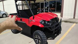 5. 2019 Kawasaki Mule Pro MX, Walk around & drive review