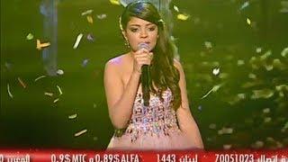 سلوى أنلوف - العروض المباشرة - الاسبوع 3 - The X Factor 2013