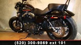 9. 2010 Harley-Davidson XL1200X - Sportster Forty-Eight - Ride