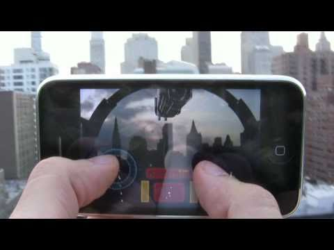 Star Wars Augmented Reality   TIE Fighters Attack NYC | Video