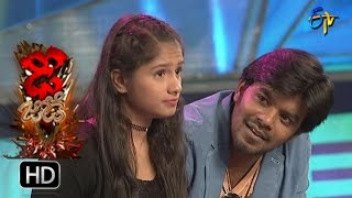 Video Funny Task | Dhee Jodi | 10th May 2017 | ETV Telugu MP3, 3GP, MP4, WEBM, AVI, FLV April 2018