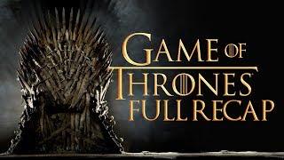 Season 1-6 recap. Winter is Here. GAME OF THRONES IS BACK TONIGHT! We've got death. We've got dragons. We've got...