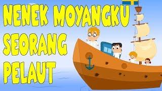 Video Nenek Moyangku Seorang Pelaut | Lagu Anak Terpopuler | Lagu Anak TV MP3, 3GP, MP4, WEBM, AVI, FLV Mei 2018